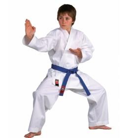 Kimono na karate DANRHO Dojo-Line KARATE-GI bílé