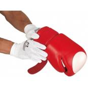 Vnitřní rukavice bílé