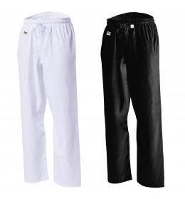 Kalhoty Clubline bílé